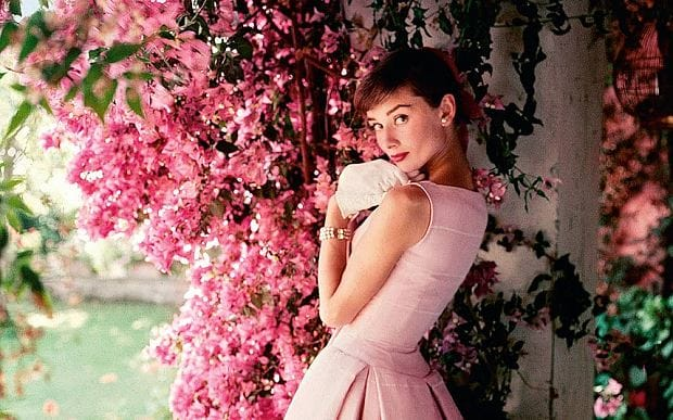 pink audrey