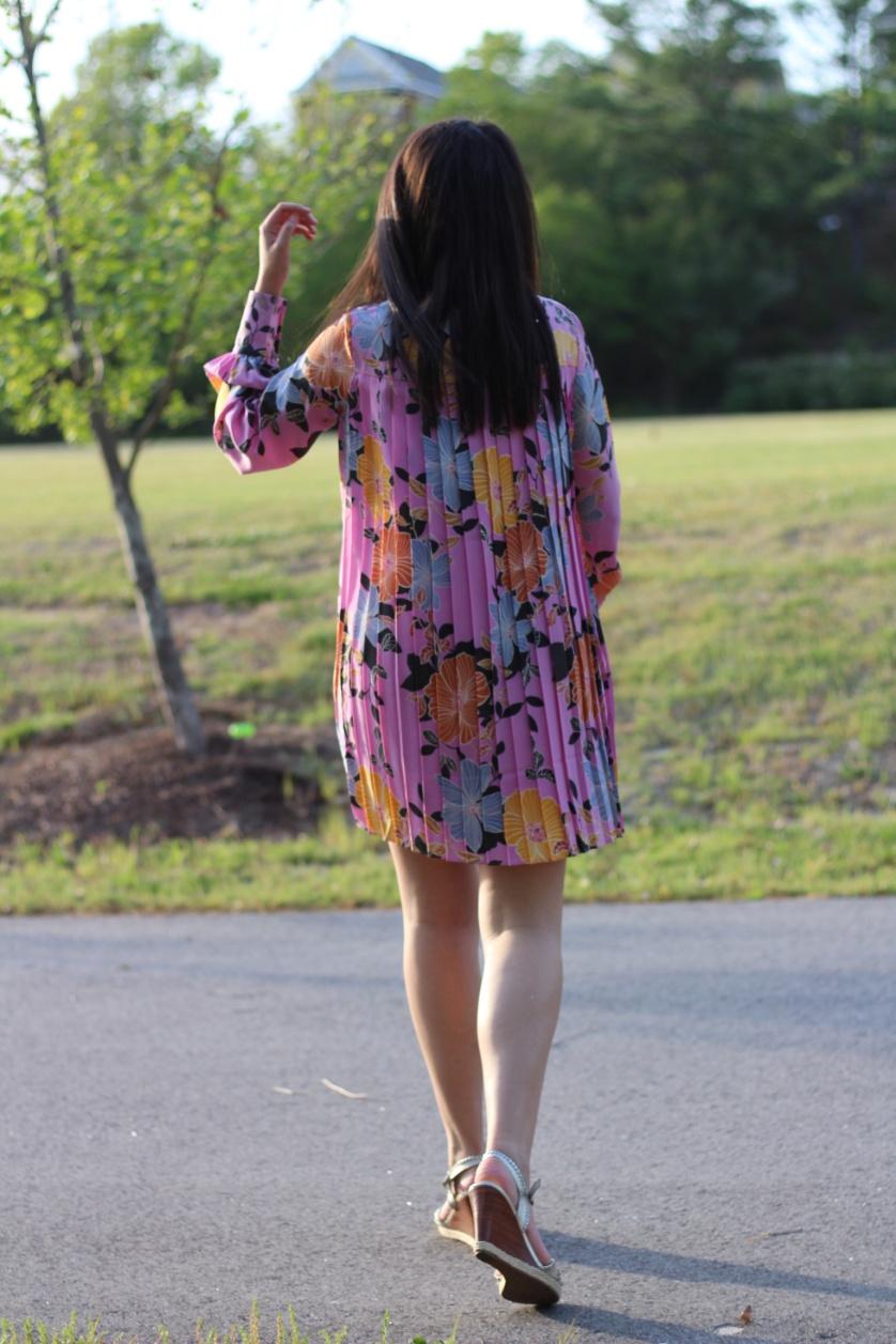 lilac dress 2